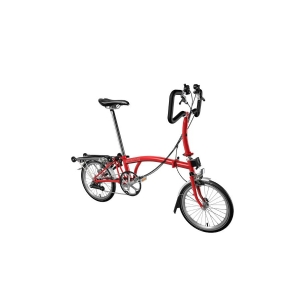Brompton P6R Red