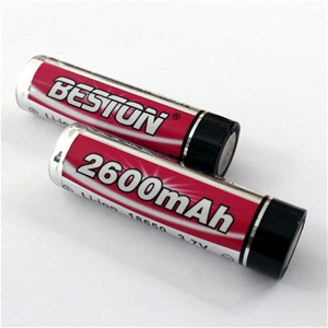 Beston 2600mAh Ön Far Pili