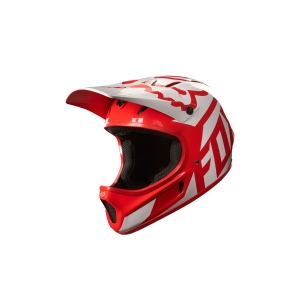 Fox Kask Full Face DH-FR Rampage Race