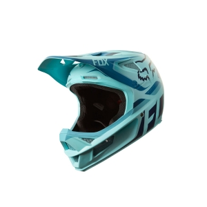 Fox Kask Rampage Pro Carbon Seca DH-FR