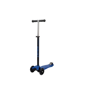 Micro Maxi Scooter Blue T-Bar Black