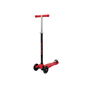 Micro Maxi Scooter Red T-Bar Black