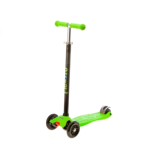 Micro Maxi Scooter Green T-Bar Black