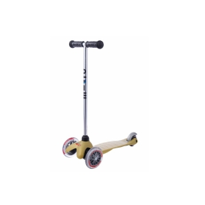 Micro Mini Scooter Gold