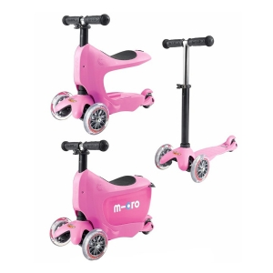 Micro Mini 2 Go Scooter Pink