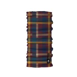 Pirate and Parrot Bandana Ancient Tartan