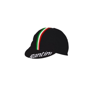 Santini Cap Flag Cotton