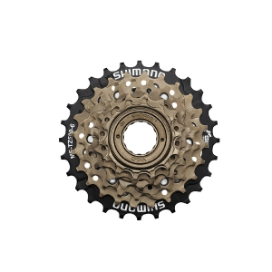 Shimano Ruble MF-TZ500  Vidalı Ruble 14-28T 6S