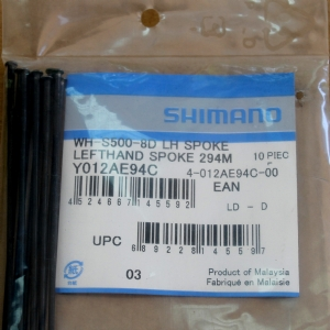 Shimano Jant Teli WH-S500-8D 294mm