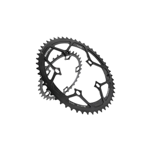 ROTOR Chainring 50T BCD110x5 - outer - black
